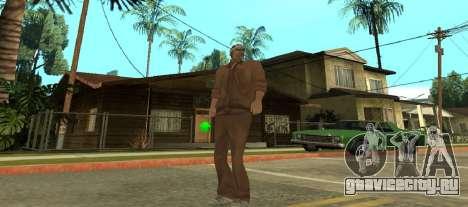 Скин Kelly из GTA Vice City Beta для GTA San Andreas третий скриншот