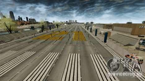 Euro Drag Strip для GTA 4 второй скриншот