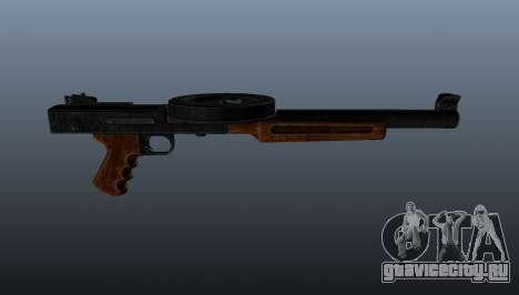 Пистолет-пулемёт Silenced SMG для GTA 4 третий скриншот