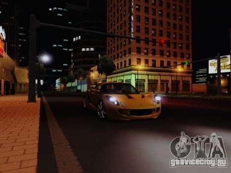 SA_RaptorX v 1.0 для слабых ПК для GTA San Andreas третий скриншот