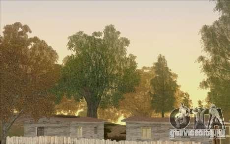 Behind Space Of Realities - Cursed Memories для GTA San Andreas восьмой скриншот