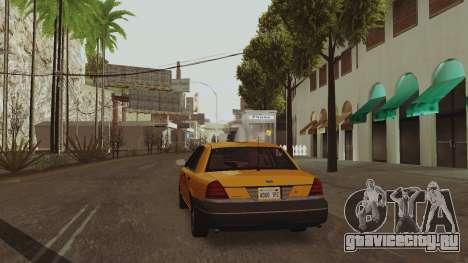 ENB солнечный для низких или средних шт для GTA San Andreas третий скриншот
