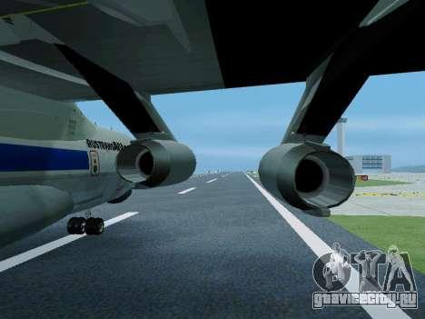 Ил-76ТД v 1.0 для GTA San Andreas вид справа