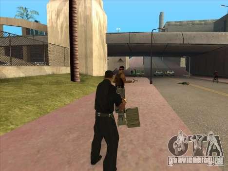 НСВТ для GTA San Andreas пятый скриншот