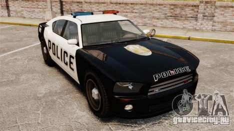 GTA V Buffalo Police для GTA 4