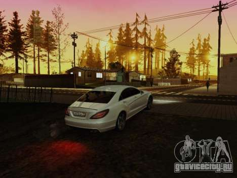 SA_RaptorX v 1.0 для слабых ПК для GTA San Andreas шестой скриншот
