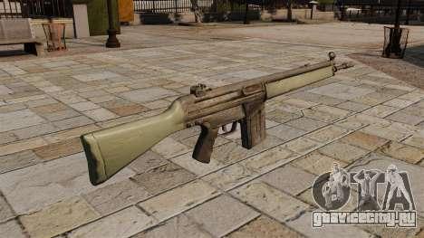 Автоматическая винтовка HK G3 для GTA 4 второй скриншот