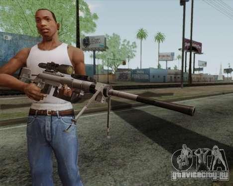 Снайперская винтовка из Call of Duty MW2 для GTA San Andreas