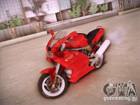 Ducati Supersport 1000 DS для GTA San Andreas