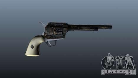 Револьвер Lucky для GTA 4 третий скриншот