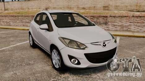 Mazda 2 для GTA 4