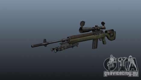 Снайперская винтовка ОСВ-96 для GTA 4