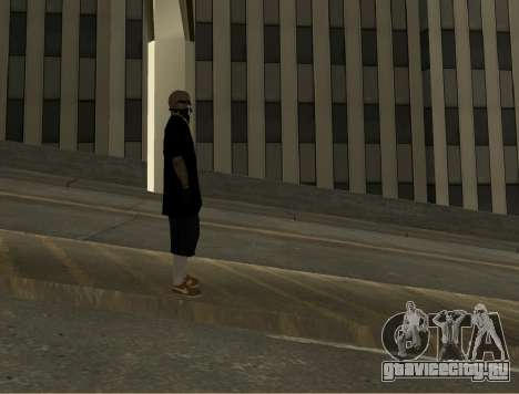 Vagos Skin Pack для GTA San Andreas четвёртый скриншот