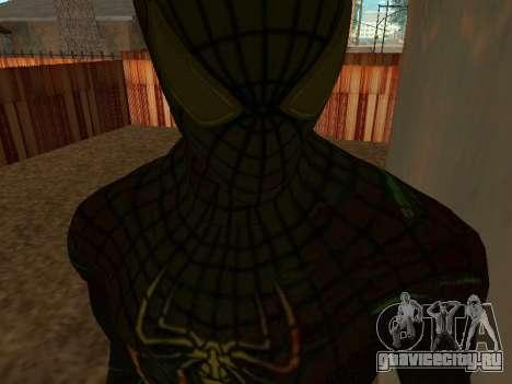 Человек-паук для GTA San Andreas пятый скриншот