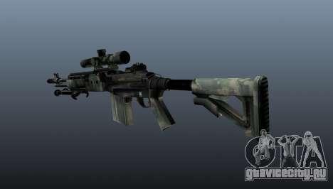 Снайперская винтовка M21 Mk14 v6 для GTA 4 второй скриншот