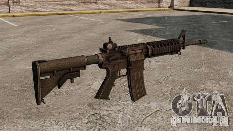 Самозарядная винтовка AR-15 для GTA 4 второй скриншот