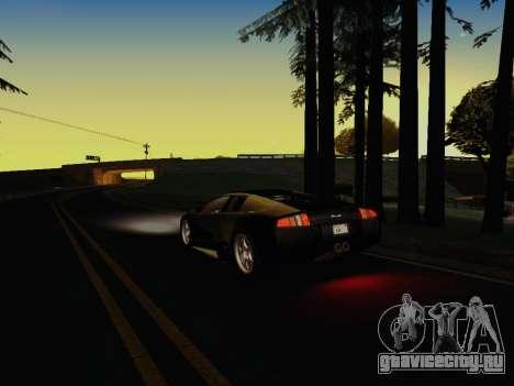 SA_RaptorX v 1.0 для слабых ПК для GTA San Andreas восьмой скриншот