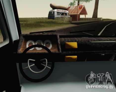 Honda T 360 для GTA San Andreas вид справа