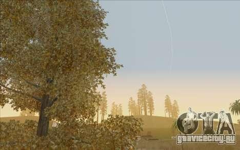 Behind Space Of Realities - Cursed Memories для GTA San Andreas четвёртый скриншот