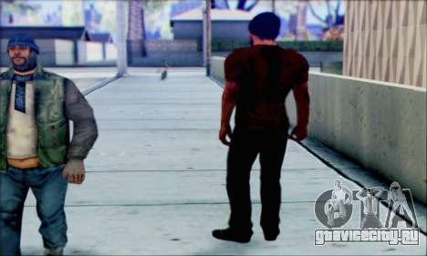 Grant Brody из Far Cry 3 для GTA San Andreas третий скриншот