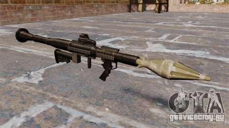 Противотанковый гранатомет Airtronic USA21 для GTA 4