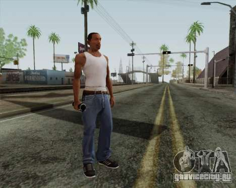 Наступательная граната HD для GTA San Andreas второй скриншот