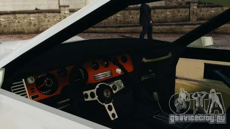 Pontiac Trans Am 1982 Beta v0.1 для GTA 4 вид справа