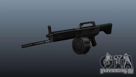 Автоматическое ружьё Daewoo USAS-12 для GTA 4