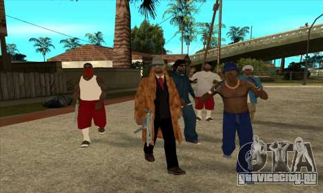 Nigga Collection для GTA San Andreas второй скриншот