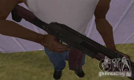 AK-12 для GTA San Andreas второй скриншот