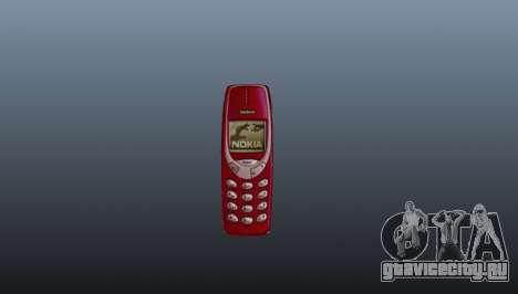 Взрывающийся Nokia 3310 для GTA 4