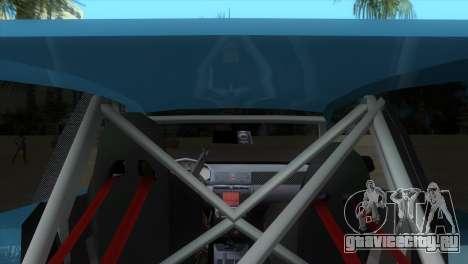 Seat Ibiza GT для GTA Vice City вид справа