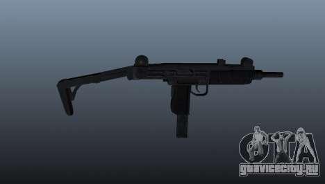 Пистолет-пулемёт IMI Uzi для GTA 4 третий скриншот