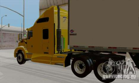 Kenworth T660 2011 для GTA San Andreas вид слева