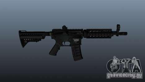 Автомат M4 EN4CR для GTA 4 третий скриншот