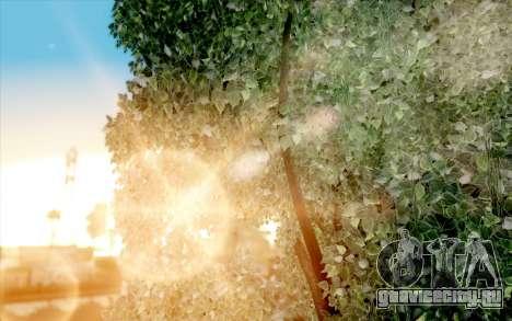 Atmosphere realistic autumn v1.0 для GTA San Andreas шестой скриншот