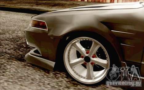 Nissan Cefiro A31 для GTA San Andreas вид сзади слева