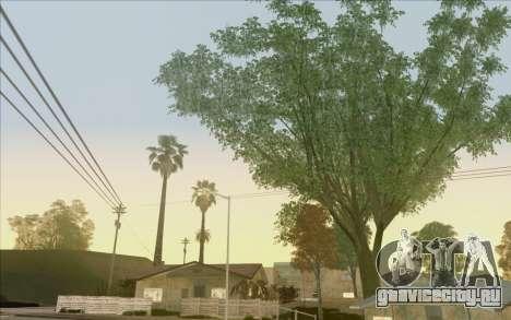 Behind Space Of Realities - Cursed Memories для GTA San Andreas пятый скриншот