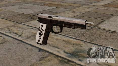 Обновленный пистолет CZ75 для GTA 4