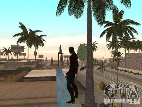 Человек-паук для GTA San Andreas