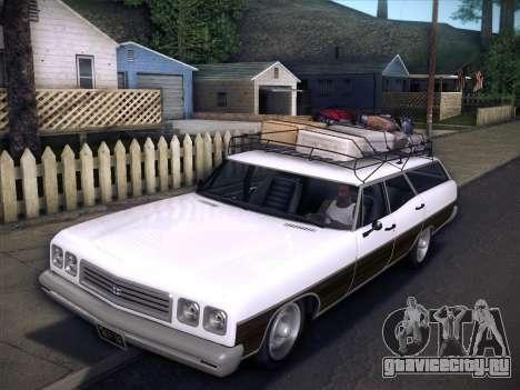 Regina from GTA V для GTA San Andreas