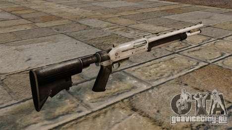 Новое помповое ружьё для GTA 4 второй скриншот