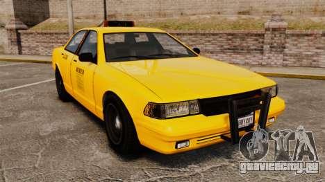 GTA V Gen Vapid LCC Taxi для GTA 4