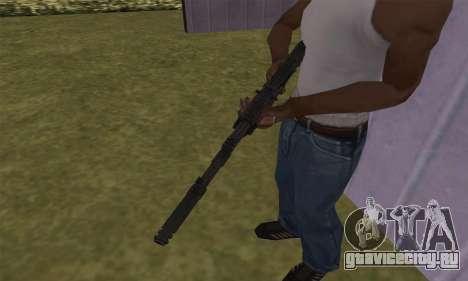 AK-12 для GTA San Andreas третий скриншот