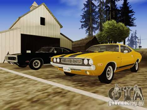SA_RaptorX v 1.0 для слабых ПК для GTA San Andreas одинадцатый скриншот