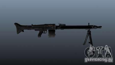 Единый пулемёт MG-3 для GTA 4 третий скриншот