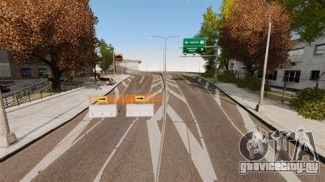 Street Race Track для GTA 4 третий скриншот