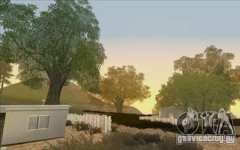 Behind Space Of Realities - Cursed Memories для GTA San Andreas шестой скриншот