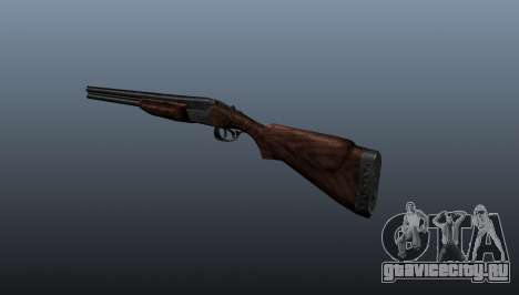 Двуствольное ружьё ТОЗ-34 для GTA 4 второй скриншот
