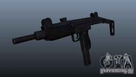 Пистолет-пулемёт IMI Uzi для GTA 4